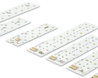 Module chip led philip FORTIMO FASTFLEX LED BOARD 2X8/730 DA